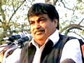 Video : Gadkari faces heat over Anshuman Mishra's Rajya Sabha fiasco