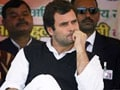 Video : Rahul Gandhi in Amethi for first time after UP poll drubbing