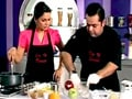 Chef Vicky cooks up sinful desserts
