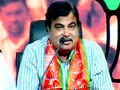 Video : MCD results will reflect in Assembly polls: Nitin Gadkari