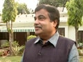 Video : 'Will manage Narendra Modi, solve the problem': Nitin Gadkari to NDTV