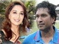 Video : Madhuri, Sachin cause heartburn among Mumbai politicians