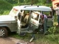 Video: Six CISF personnel, one driver killed in Maoist ambush in Chhattisgarh