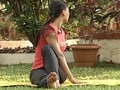 Yoga to cure stiff shoulders