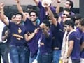 IPL champions enjoy their day out