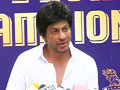 I have to be a little more patient: SRK