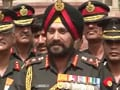 Video : 'Will build a worthy army,' says new army chief Gen Bikram Singh