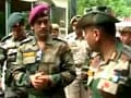 Video : Lieutenant Colonel Dhoni bowls over Kashmir