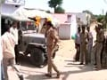 Video : In Jagan's constituency, police fires in air to stop clashes