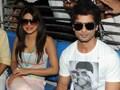 Shahid, Priyanka's train <i>Kahaani</i>
