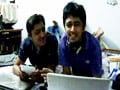 Meet Anirban and Shubham from Loyola School, Jamshedpur