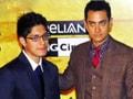 आमिर खान के बेटे जुनैद की बॉलीवुड में एंट्री
