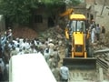 Video: Roof of private school collapses in UP; 6 children killed, many still trapped