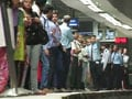 Video : Power failure: Passengers narrate ordeal at Delhi Metro station