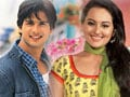Video : Sonakshi will romance Shahid in Prabhu Deva's next film