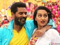Video : Sonakshi Sinha shakes a leg with Prabhu Deva in Go Go Govinda