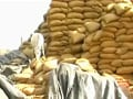 Video: Foodgrain worth Rs. 250 cr rot in Maharashtra godown, state blames Centre