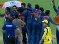 Video : India win Under-19 World Cup, skipper Unmukt Chand decimates Australia
