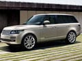 Fourth generation Range Rover debuts
