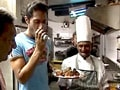 Savouring Delhi's street food