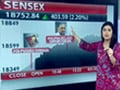 Video: How markets shot up after Mulayam declared his support