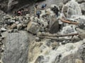 Video : 24 people feared dead in flash floods in Sikkim, rescue operations on