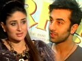 Kareena praises cousin Ranbir in <i>Barfi!</i>