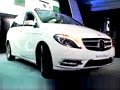 The luxurious Mercedes Benz B Class