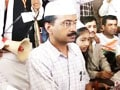 Video : Arvind Kejriwal, politician, warns corrupt leaders to 'count their days'