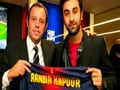 Video : Ranbir at El Classico & Maken's initiatives