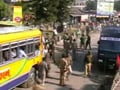 Video : Bengal: One killed as police allegedly fire on protesters from rooftops