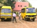 Video : Tamil Nadu school buses on strike today