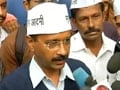 Video : 'Common man' Arvind Kejriwal's party named Aam Aadmi Party