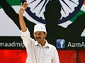 Video : Arvind Kejriwal formally launches Aam Aadmi Party