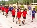 Hyderabad's unique plan to get kids into running