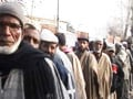 Video: Record turnout in J&K panchayat polls