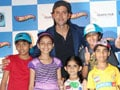 Video: I bought toys with my first salary: Hrithik