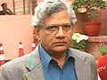 Video : Maybe market forces convinced Mayawati: Sitaram Yechury to NDTV