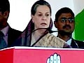 Congress will win in Gujarat: Sonia Gandhi
