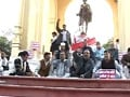 Video : Quota bill: 18 lakh govt employees strike work in Uttar Pradesh