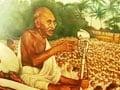 Mahatma Gandhi's cricket connection