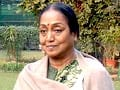 Video : Girl's pain became country's anguish: Lok Sabha speaker Meira Kumar