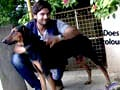 Keith Sequeira on a rescue mission