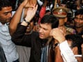 Video : Owaisi arrested for hate speeches in Andhra Pradesh