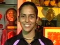 Video : Saina Nehwal on her fitness secret