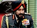 Video : If provoked, we will retaliate, says Army Chief Gen Bikram Singh
