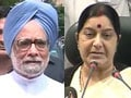 Video : PM calls Sushma, discusses tension along the Line of Control: sources