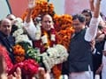 Video : Rajnath Singh is new BJP president
