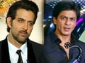 Video : Let me get back to making movies: SRK; Hrithik on Kristen's compliment