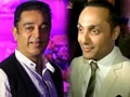 Video: I feel insulted: Kamal Haasan; Laugh to manage controversies: Rahul Bose